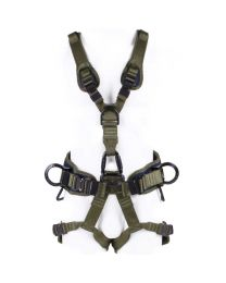 EDELWEISS HERCULES ACTION FULL BODY HARNESS with COBRA BUCKLES